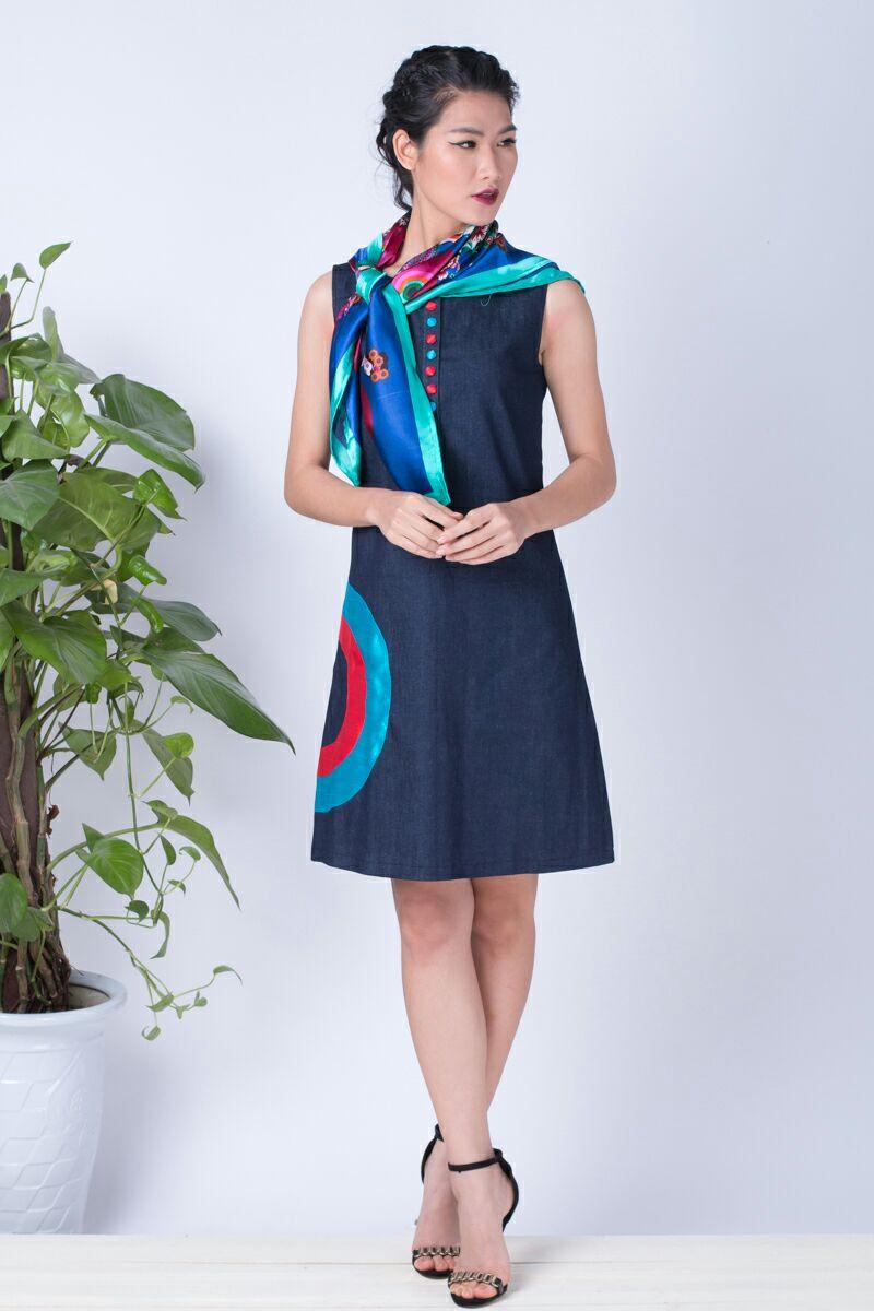 Robe Tafta Linen
